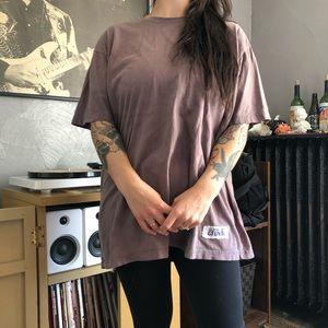 Oversized Tye-Dye T-Shirt